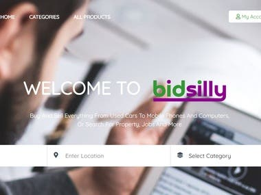 Online Bidding Platform