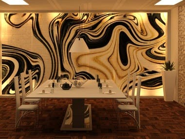 dinning room design!