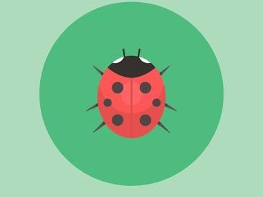 Icon Ladybug