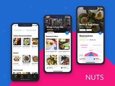 App and website design and development