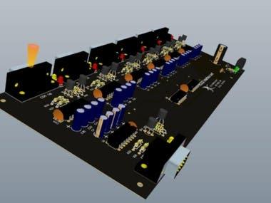 RS232 Interface HUB