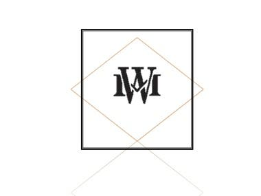 """Logo Design using the letters """"M"""" and """"W"""""""