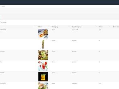 Restaurant ROMS(Laravel website)