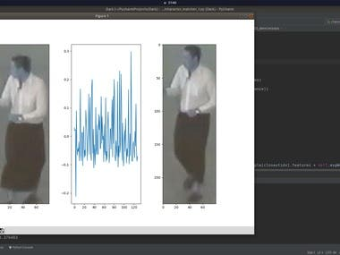 Person detection and tracking system - project INSIGHT