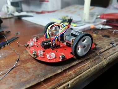 Micromouse robot - KARR