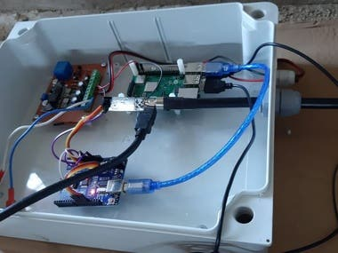 Transmisor de datos Nrf24l01