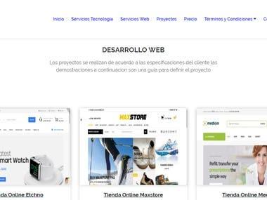 web --- https://jamrelectronics.com.mx/web.htm l---