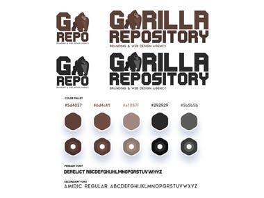 Gorilla Repository - Branding and Logo Design