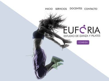 EUFORIA ESTUDIO DANCE