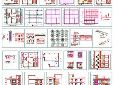 Auto CAD Design.