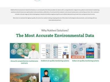 Nakheel Environmental & Industrial Solutions