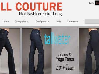 Tall Women Clothing