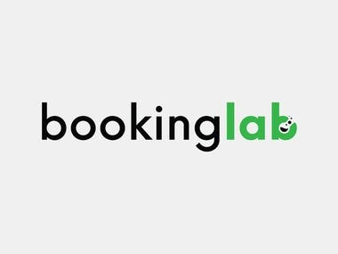 Booking Lab Brand Design