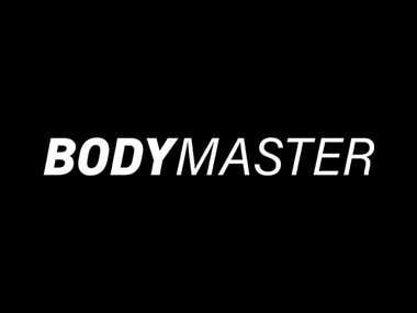 BODYMASTER Logo Design
