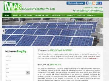 MAS SOLAR SYSTEMS