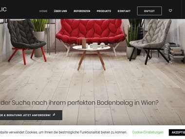 Wordpress - holzrepublic : woocommerce