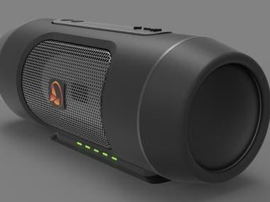3D Portable Speaker