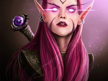 Elf Spirit