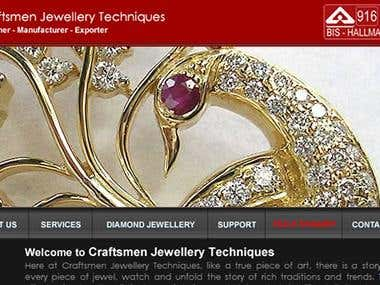 Craftsmen Jewelry Techniques