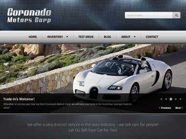Coronado Motors