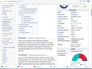 internet research, data entry, convert, etc,....