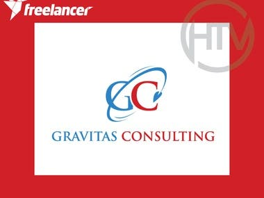 Logo for a Consulting business brand