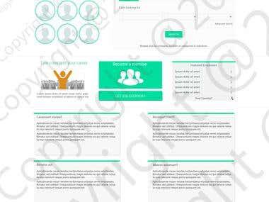 Search job online site