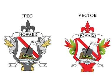 JPEG TO VECTOR