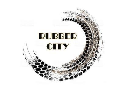 Rubber City Logo