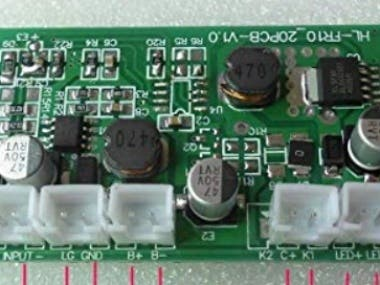 Charge Controller PCB