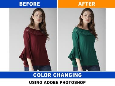 COLOR CHANGING SAMPLE