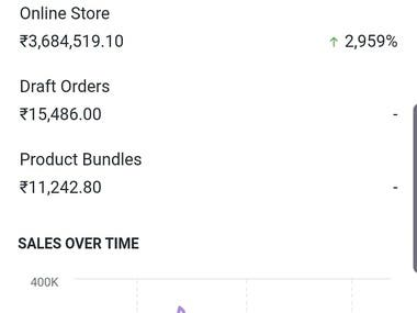 Ecommerce Store Stats
