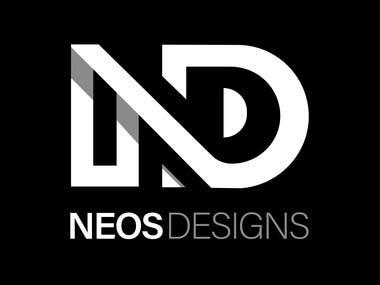 ND Logo design