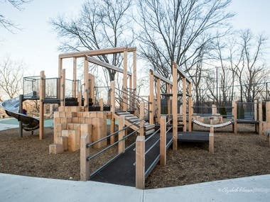 Playground Manufacturers Marketing Material