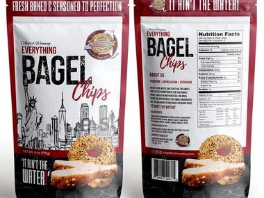 package and label designs