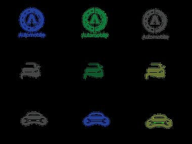 Automobile Company Logo