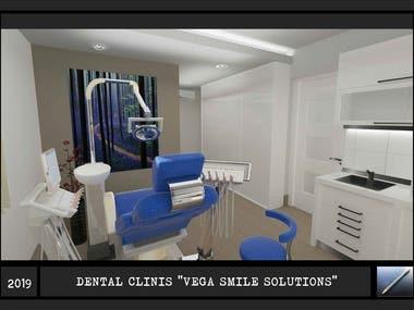 """DENTAL CLINIC """"VEGA - SMILE SOLUTIONS"""""""