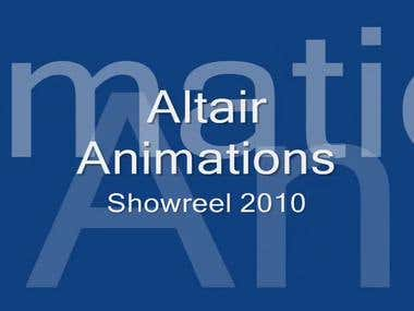 Show reel - Altair Animations