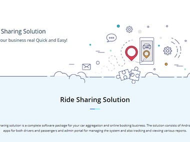 Ride Sharing Solution