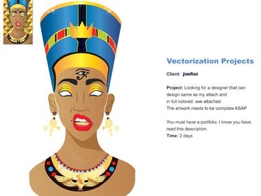 Vectorization projects