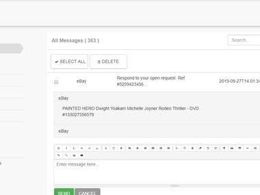 ebay api messenger