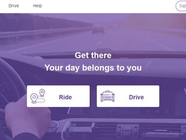 Cabs Booking Software