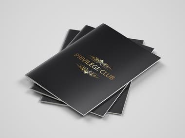 Privilege club Booklet