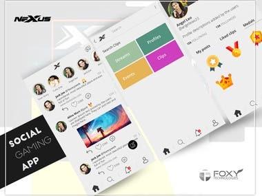 Social Gaming Platform