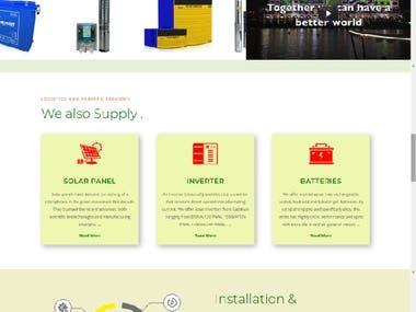 Royal Group Website | Wordpress