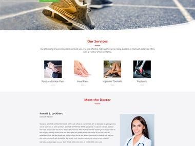 Joomla website - responsive
