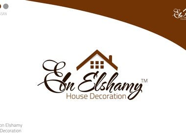 Logo Ebn Elshamy for Decoration