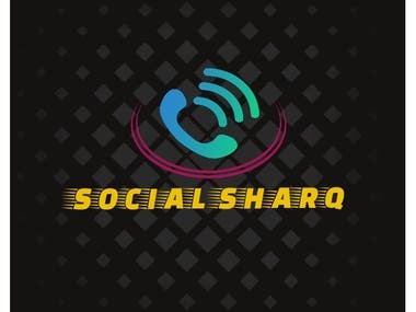 Create a Logo for SocialSharq