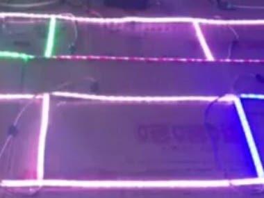 LED dimmer & LED strip control