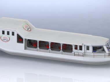 Cruise Ship Concept